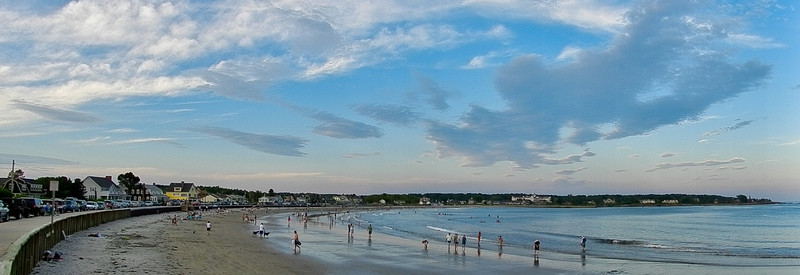 Goochs Beach, Kennebunk ME