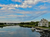 Creek off the Kennebunk River, Kennebunk ME