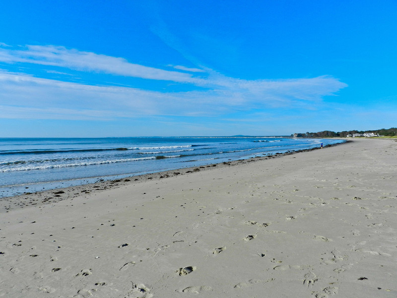 A beach, Kennebunk ME
