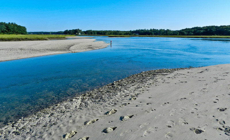 Mousam River, Kennebunk ME