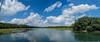 Mousam River Panorama at Rt 9, Kennebunk ME