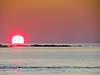 A Beach, Kennebunk ME, New Year Dawn