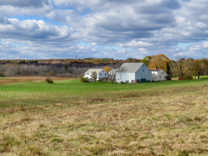 Wells National Estuarian Research Center at Laudholm Farm, Wells ME