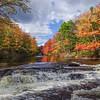 Old Falls Pond, Mousam River, W. Kennebunk ME