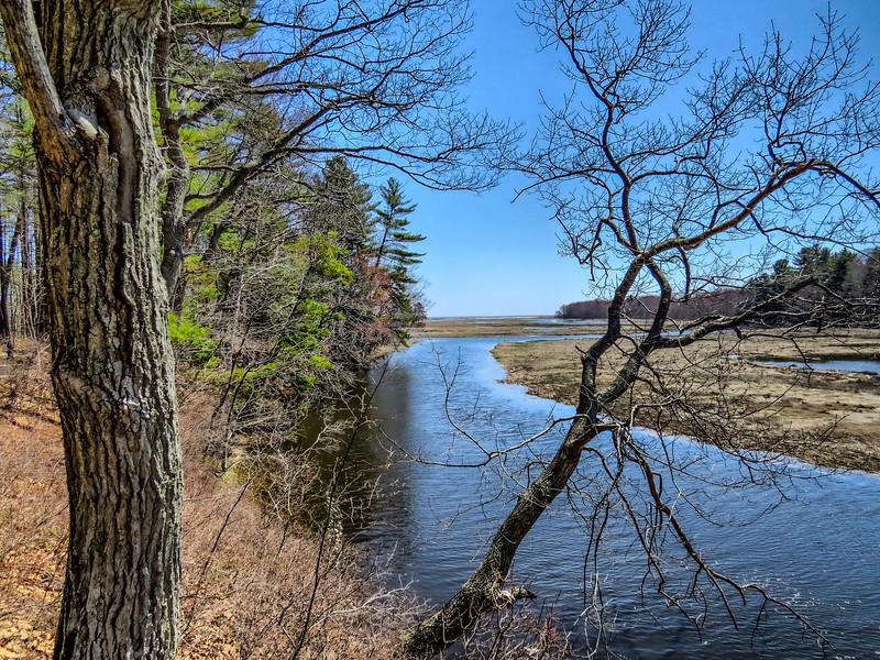 Merriland River, Rachel Carson NWR, Wells ME