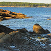 Shoreline of Schoodic - Acadia National Park.