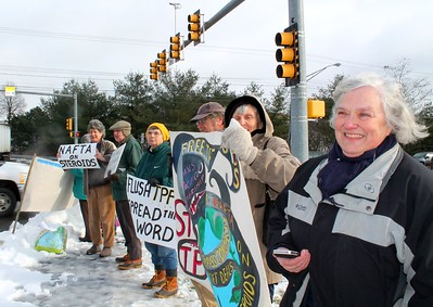 13.12.03 MoveOn Global Action to Resist Toxic Trade Agreements in Augusta