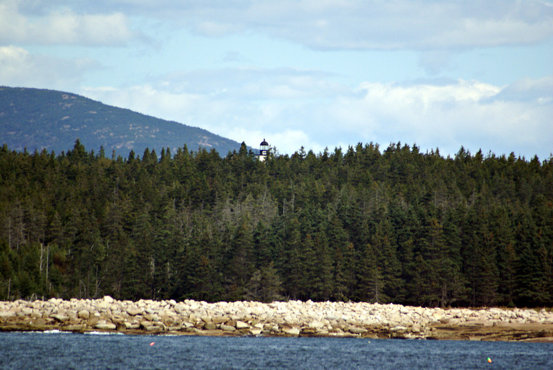In 1989 the station received some repairs funded by the Maine Historic Preservation Commission.  But in 1991 and 1997 the Coast Guard proposed a discontinuance of the light due to its limited visibility over the trees which had grown around the light station.  Complaints from local mariners convinced them to continue to maintain the light.
