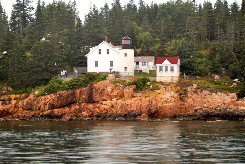 The lighthouse was added to the National Register of Historic Places in 1988. It is truly one of the gems of Mount Desert Island!