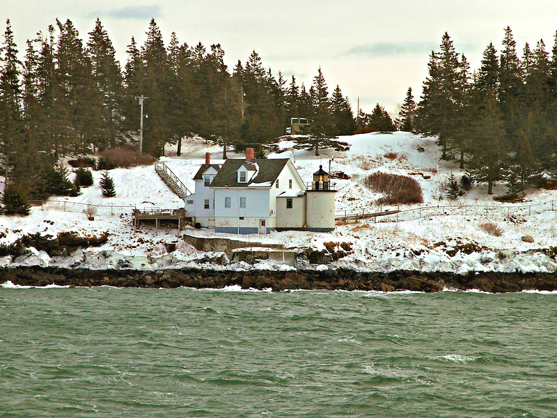 Browns Head Light Station was added to the National Register of Historic on January 27, 1983.  In 1987 Browns Head Light was one of the last Maine lighthouses to be automated.
