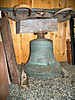When the station was rebuilt in 1857 a wooden bell tower was added.  The tower housed a 1,000 pound fog bell rung by a clockwork system.  When the station was automated in 1987 the fog bell tower was demolished and the bell was moved to the Vinalhaven Historical Society Museum. Upon visiting the museum I had to inquire where the bell was located, we searched for it and found it in the basement of the museum.