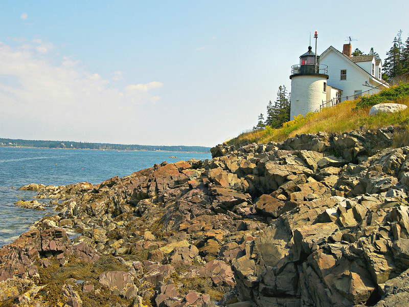 In 1998 under the Maine Lights Program the Browns Head Light Station was transferred to the Town of Vinalhaven.  The Town Manager of Vinalhaven uses the Keepers dwelling as her residence.