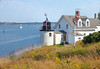 The Browns Head Light can be visited by taking the year-round 13 mile ferry from Rockland and traveling six miles from the ferry dock to the station.  The grounds are open, but the lighthouse is closed to the public.