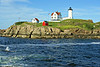 Under the innovative Maine Lights Program, in 1998 York became the owners of the Nubble light station.  The town created a park named Sohier Park directly across from the Nubble to accommodate the number of visitors that come to view the lighthouse.  The park has grown to have restrooms, a gift shop and a welcome center.