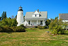 The grounds of the Dyce Head Light Station are open to the public currently daily until sunset.  The Keepers dwelling continues as a rental property.  The tower is usually closed but is opened to the public once a year for Maine Lighthouse Day in September.