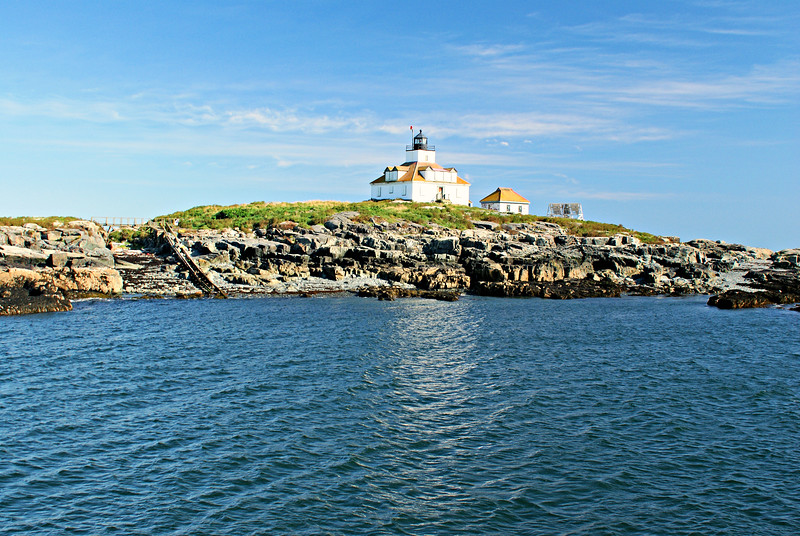 Ownership of the lighthouse was turned over to the U.S. Fish & Wildlife Service in 1998 under the Maine Lights Program.  In 2009 with federal funding the station received repairs and renovations using local volunteers.  Maintenance of the station is important to local businesses as ferries and tour boats pass nearby Egg Rock constantly throughout the summer months.