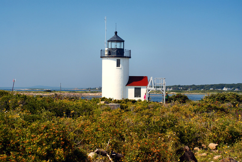 In 1976 the Coast Guard announced its plan to have the Goat Island Light Station destaffed.  However due to public outcry and concern over what would happen to the light, the decision to automate the station was delayed.