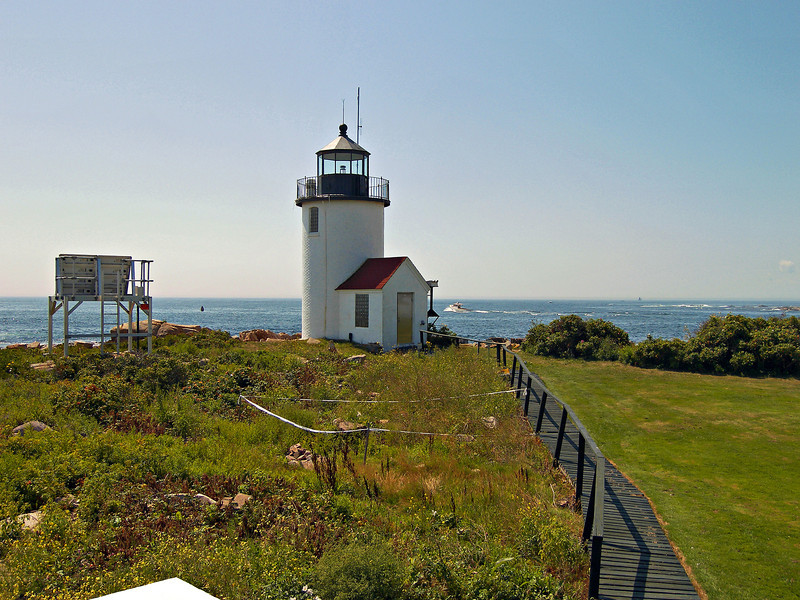 In 1992 the Coast Guard leased the station to the Kennebunkport Conservation Trust (KCT).  The KCT has been active in preserving historic properties and saving them from development.  In 1998 under the Maine Lights Program the light was transferred to the KCT.  The KCT has done an unbelievable job maintaining the light station and making it available to the public with a number of educational programs they host.  They have restored the light station to its 1950's period.  (see the KCT website at http://kporttrust.org)
