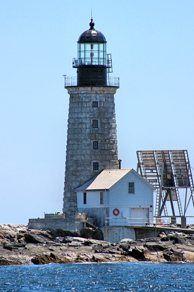 In the 1990's the lighthouse became available to non-profits under the Maine Lights Program, however there were no applicants to care for the isolated station.  In 2000 the lighthouse was leased to the American Lighthouse Foundation, but the responsibility of caring for the tower proved too daunting.
