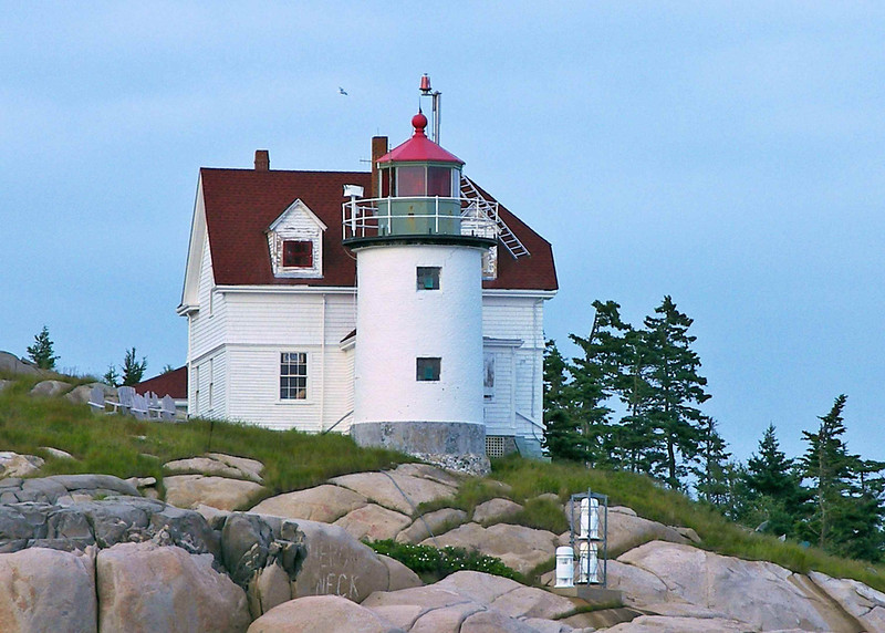 The Coast Guard announced plans to demolish the lighthouse but public outcry delayed their plans.  For the next four years there was debate on how to save the dwelling and during this time it continued to deteriorate.