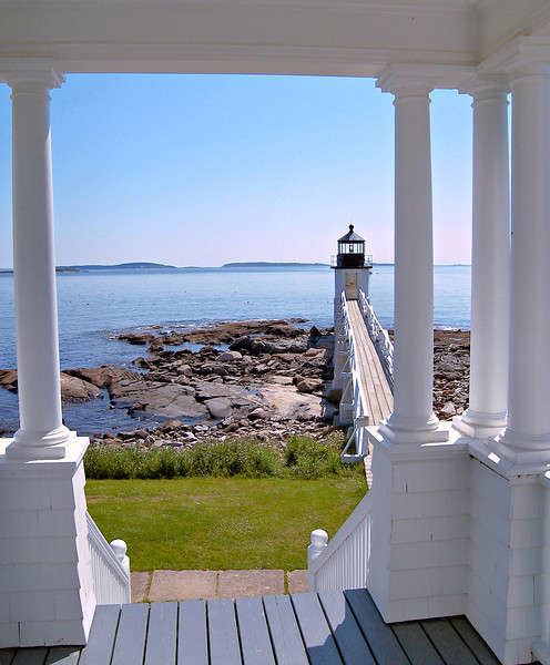 The town opens the Marshall Point Lighthouse Museum from May through October.  There was been talk of rebuilding the fog bell tower (the bell is currently on the grounds of the Museum) but nothing has occurred to date.