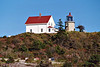 In January 1922 the Lighthouse Service eliminated the position of Assistant Keeper at Monhegan Island Light.  The displaced former assistant offered to buy the house from the government, however the service decided to demolish the dwelling instead.