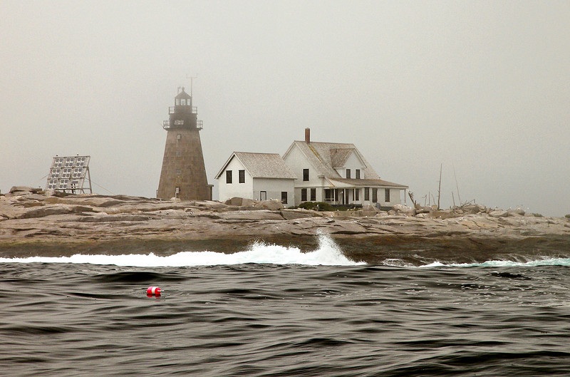 In 1998 under the Maine Lights Program the Mount Desert Rock and Great Duck Island Light Stations were transferred to the College of the Atlantic.