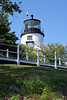 In 1978 the Owls Head Light Station was placed on the National Register of Historic Places.