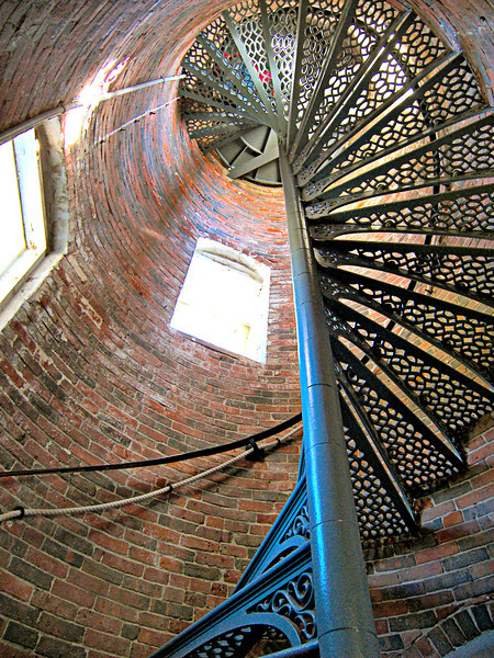 In 2007 the lighthouse tower underwent a major renovation where the years of exterior paint was removed and the tower was repointed.