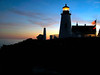 In 2003 the Pemaquid Point Lighthouse received the honor of having its image appear on the Maine State quarter.  The design incorporates a rendition of the Pemaquid Point Light atop a granite coastline and the Victory Chimes schooner at sea.