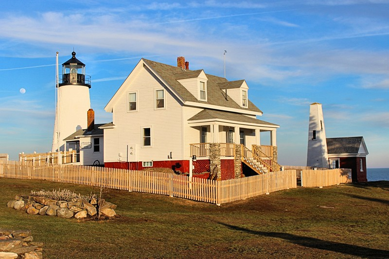 The Friends of Pemaquid Point Lighthouse continue to manage the lighthouse in Lighthouse Park opening the tower for tours throughout the summer months.