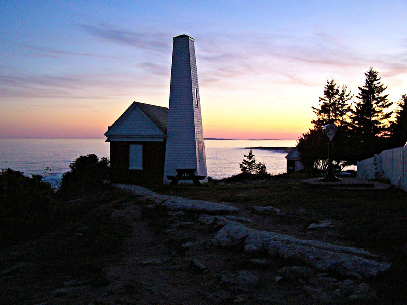 The property was used to create Bristol's Lighthouse Park.  Inside the park, the Keepers House was opened to the public as the Fisherman's Museum.