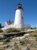 The Pemaquid Point Lighthouse is a 'must see' for any anyone visiting the midcoast Maine area.