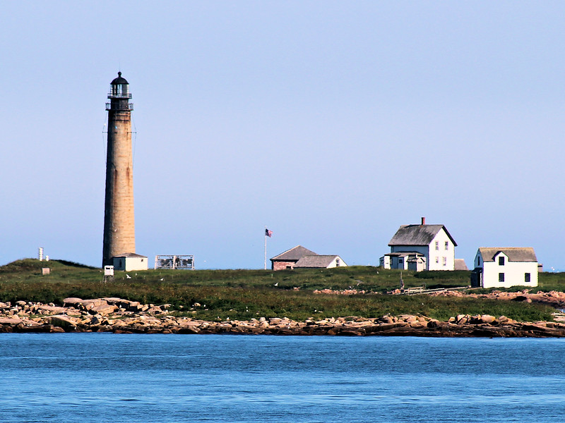 In 1938 the lighthouse was electrified with the addition of a generating station.  In 1939 the management of the lighthouse was turned over to the Coast Guard.