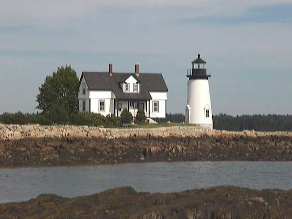 Prospect Harbor Light, Maine