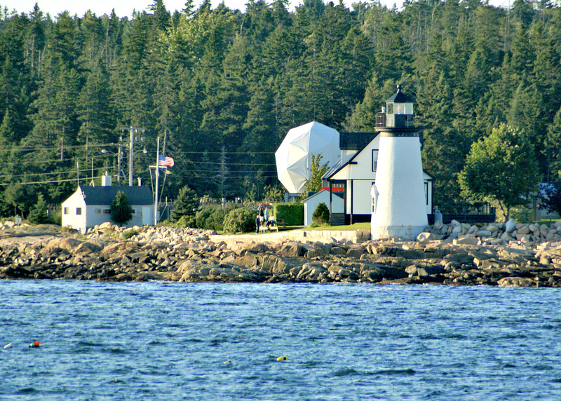 Albion Faulkingham became the Keeper of the Prospect Harbor Light in 1925.  He served until May 1, 1934 when the lighthouse was automated and he retired from the Lighthouse Service.