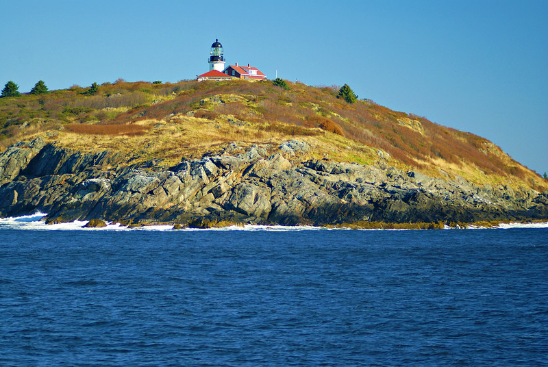 Recognizing the importance to the shipping on the Kennebec and Sheepscot Rivers, $35,000 was appropriated in 1855 to once again rebuild the light. The current third lighthouse tower was built in 1857 and is 53 feet in height.