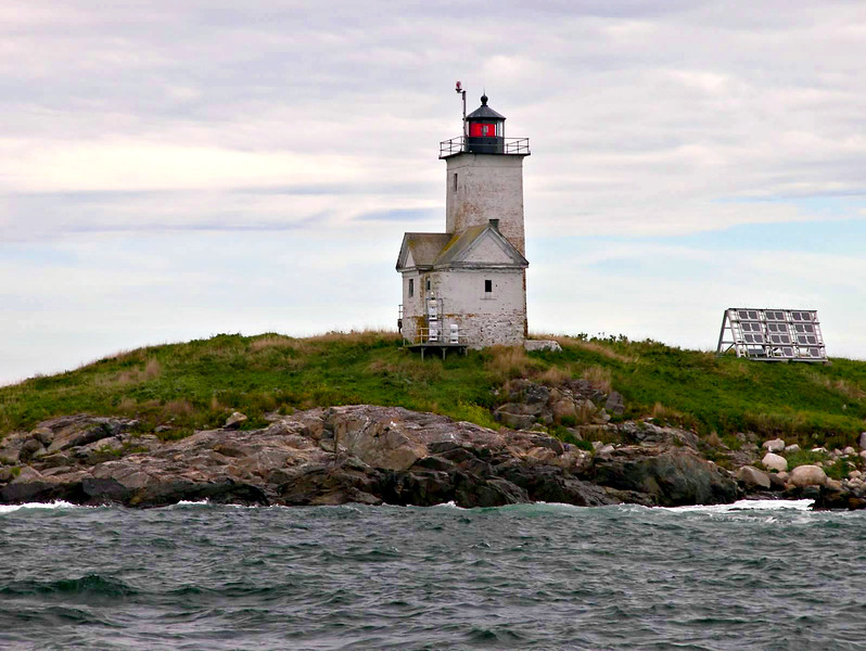 Two Bush Island Light