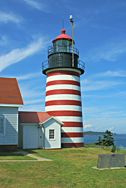 The light became automated in 1988 and the last lighthouse keeper left. Ownership was transferred to Maine's Bureau of Parks and Land under the Maine Lights Program in 1998.  The station became part of Quoddy Head State Park.