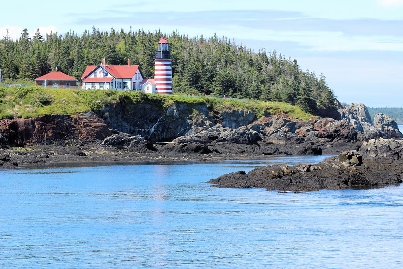 West Quoddy often logged the most hours of operation of the fog signal in the country.