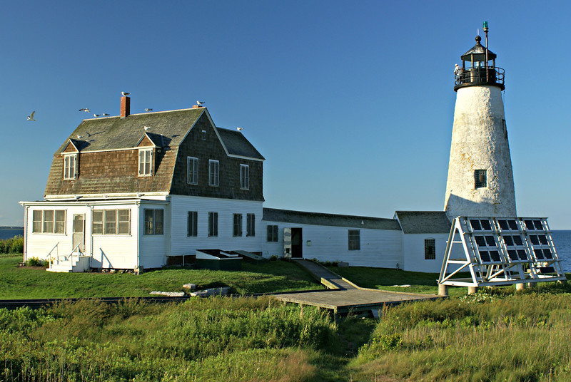 In 2003 the Friends of Wood Island Lighthouse was formed in order to preserve and protect the lighthouse. In 2004 they began to offer visits to the light during the summer months. Their website is located at www.woodislandlighthouse.org