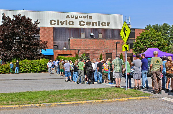 15.05.30 4th Annual MMCM Home Grown Maine at Augusta Civic Center - Saturday