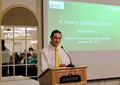 19.01.26 MMCM Annual Meeting at Senator Inn in Augusta
