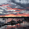 Boothbay Harbor, Maine, August 7, 2016, 7:57 pm