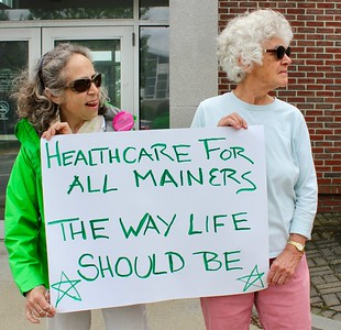 17.06.23 Healthcare for All Mainers:  The Way Life Should Be