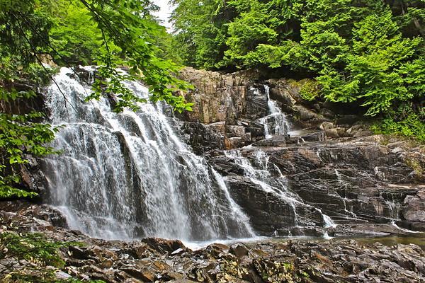 Maine Waterfalls