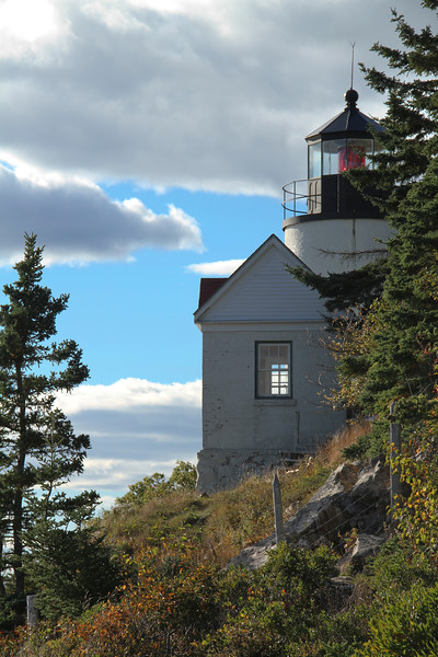 Bass Harbor Head Light, Bass Harbor, Maine