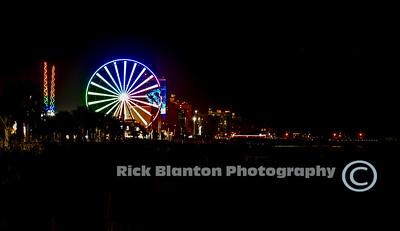 """ Myrtle Beach Skyline """