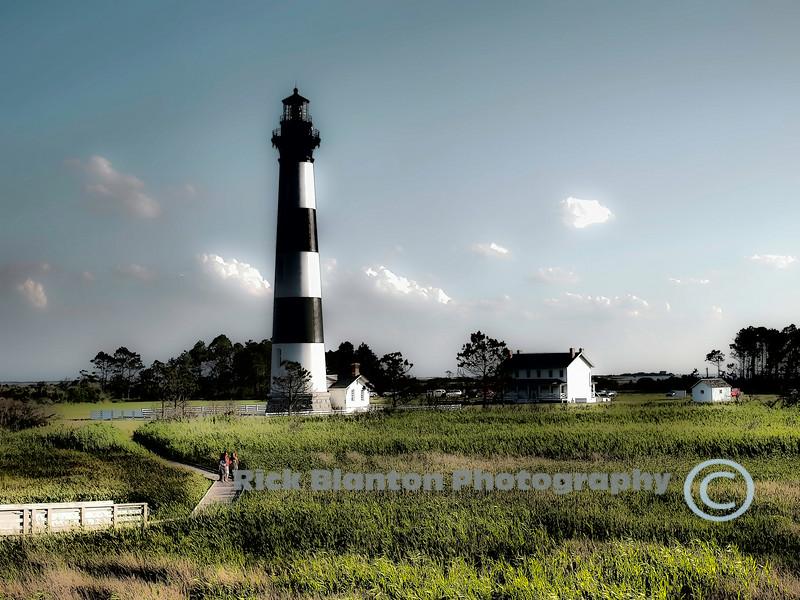 """ Bodie Island Lighthouse """