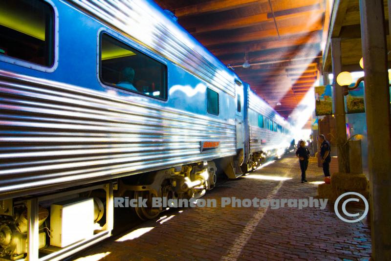 """"""" Texas Train """""""